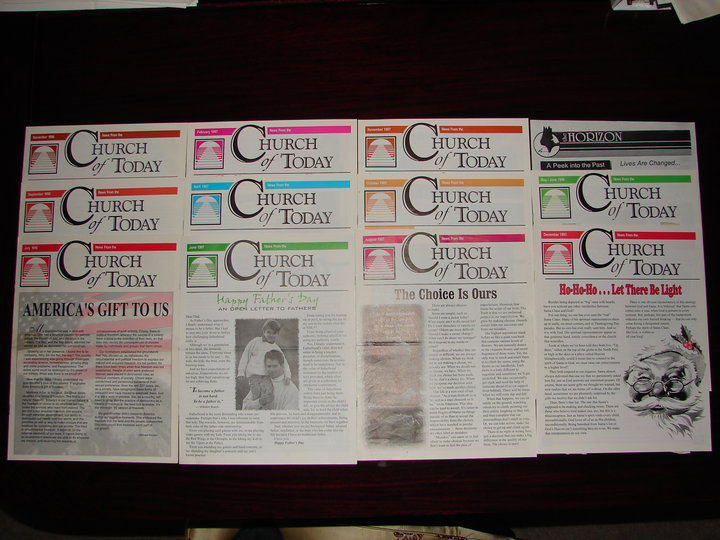 COT Newsletters